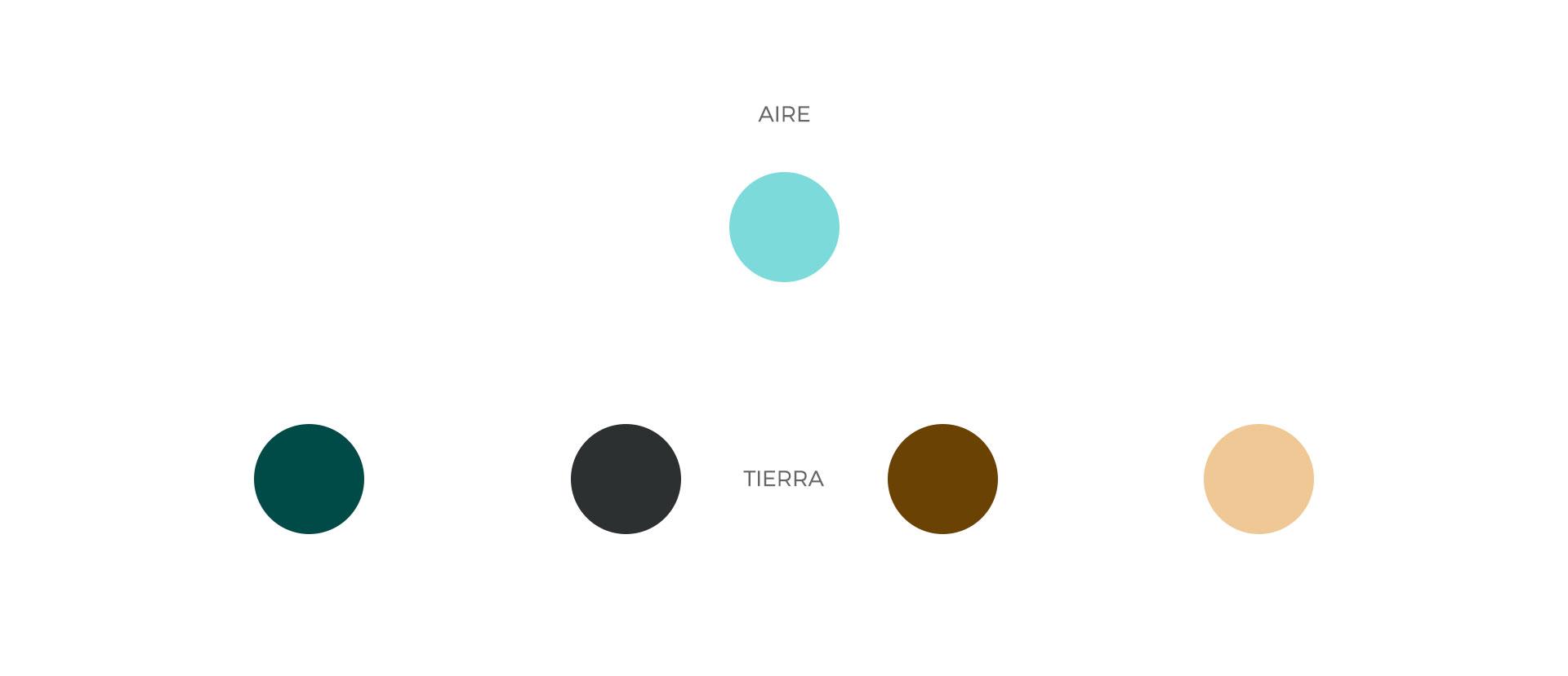 colores Shana